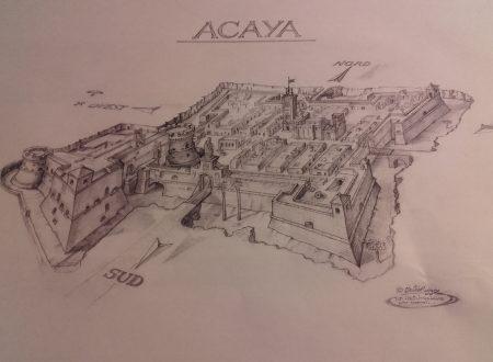 Lo studio della Città Ideale di Acaya in Italia