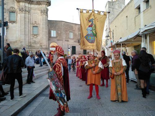 L'importanza del Corteo Storico di Acaya